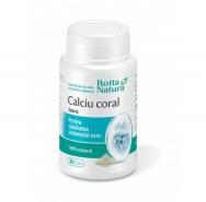 Rotta Natura Calciu coral ionic 30 capsule