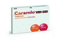 CARAMLO 16 mg/10 mg X 28