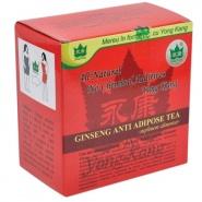 Yong Kang Ceai Antiadipos cu Ginseng 30 plicuri
