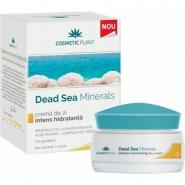 Cosmetic Plant Dead Sea Minerals Crema de Zi Intens Hidratanta 50ml