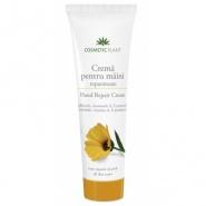 Cosmetic Plant Crema pentru maini reparatoare cu galbenele, vitamina A si F si pantenol 150 ml