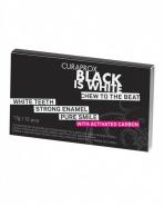Curaprox Guma Black is White To Go 12 pastile