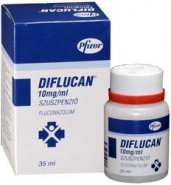 DIFLUCAN 10 mg/ml x 1 PULB. PT. SUSP. ORALA 10mg/ml PFIZER EUROPE MA EEI