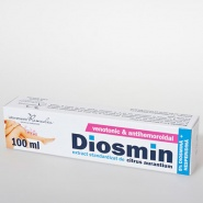 Diosmin venotonic si antihemoroidal crema 100 ml