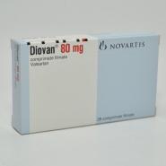 DIOVAN 80 mg x 28 COMPR. FILM. 80mg NOVARTIS PHARMA GMBH