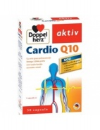 Doppelherz Aktiv Cardio Coenzima Q10  30 capsule