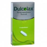 Dulcolax 10 mg 6 supozitoare