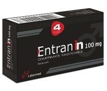 ENTRANIN 100mg x 4 COMPR. MAST. 100mg LABORMED PHARMA S.A.