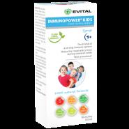 Evital Immunopower Kids Sirop 120 ml