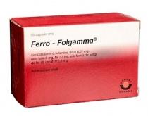 FERRO FOLGAMMA R x 50 CAPS. MOI FARA CONCENTratie WORWAG PHARMA GMBH &