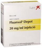 FLUANXOL DEPOT x 10 SOL. INJ. 20mg/ml H. LUNDBECK A/S