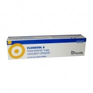 FLUMETOL S UNGUENT OFTALMIC x 1 UNG. OFT. 1mg/g THEA FARMA SPA