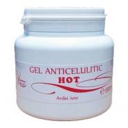 Gel anticelulitic Hot cu ardei iute 500 ml