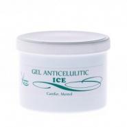 Gel anticelulitic Ice cu Camfor si Mentol 500 ml