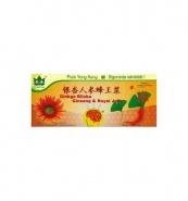 Ginko Biloba & Ginseng & Royal Jelly 10 fiole