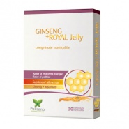 Ginseng + Royal Jelly 15 capsule