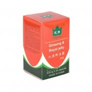 Ginseng + Royal Jelly 30 capsule