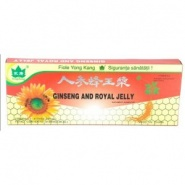 Ginseng & Royal Jelly Fiole 10 bucati
