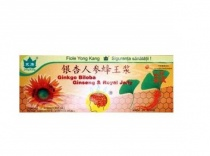 Ginseng si Royal Jelly 10 fiole