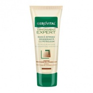Gerovital Tratament Expert Mască intensiv regenerantă cu petroleum 150 ml