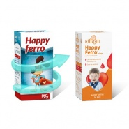Happy Ferro sirop 100 ml