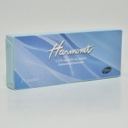 HARMONET 0,075 mg/0,020 mg x 21 DRAJ. 0,075mg/0,020mg PFIZER EUROPE MA EEI