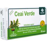 Helcor Ceai verde 30 tablete