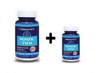 Hepatic Stem 60 capsule + Hepatic Stem 10 capsule Cadou