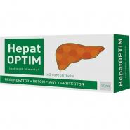 HepatOptim 40 comprimate