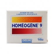 Homeogene 9 60 comprimate