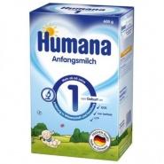 Humana 1 GOS Lapte praf 600 g
