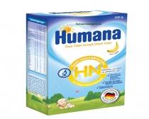 Humana HN Prebiotic cu gust de banane 300 g