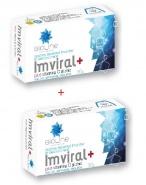 Imviral Plus Vitamina C si Zinc 30 tablete 1 + 1 Cadou