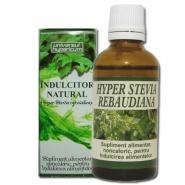 Indulcitor Natural Stevie 50 ml