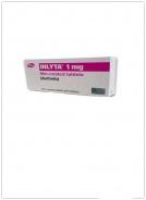 INLYTA X 56 COMPR. FILM. 1 mg PFIZER LIMITED