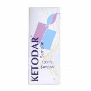 Ketodar Sampon cu Ketoconazol 2%  100 ml