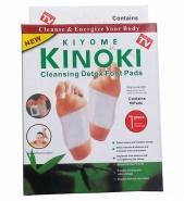 Kinoki Plasture detoxifiant 10 bucati