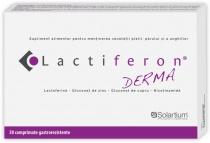 Lactiferon Derma 30 comprimate