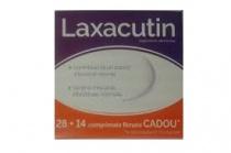 Laxacutin 28 comprimate + 14 comprimate Cadou