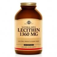 Lecithin 1360 mg 100 capsule moi