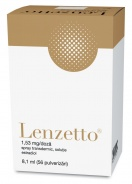 LENZETTO 1,53 mg/doza X 1 SPRAY TRANSDERMIC, SOL. 1,53mg/doza GEDEON RICHTER R-83