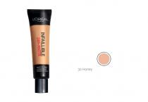 L'Oreal Infabllible 24H Matte Fond de ten 30 Honey 35 ml