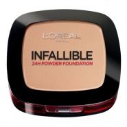 L'Oreal Infallible Pudra 123 Warm Vanill 9 g