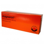 Magnerot R 500 mg 50 comprimate