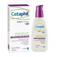 Cetaphil DermaControl Crema hidratanta SPF30 118 ml