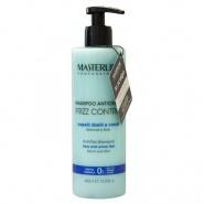 Masterline Frizz Control Sampon anti-incretire cu Aloe Vera si Sericina 400 ml