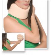 Med Textile 1001 Guler cervical fixare usoara nr.3