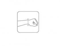 Med Textile 85056 Bandaj elastic pentru articulatia pumnului