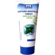 Mixtura mentolata crema 35 ml