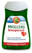 Moller's OmegaCore 60 capsule moi